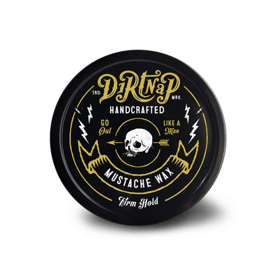 Dirtnap Mustache Wax - Firm Hold