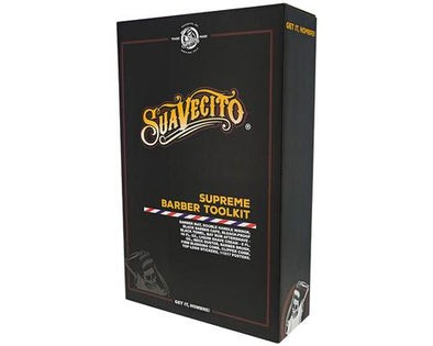 Suavecito Supreme Barber Toolkit