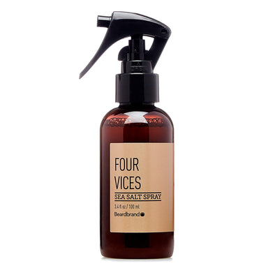 Beardbrand Four Vices Sea Salt Spray