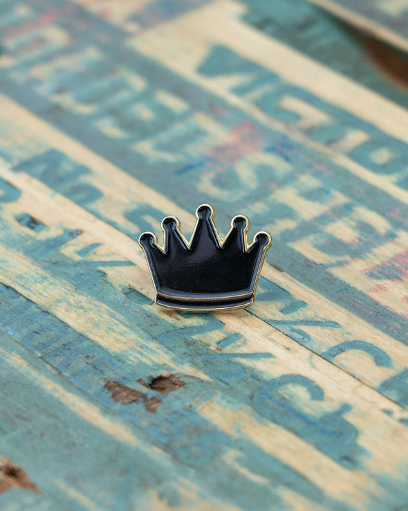 Bona Fide The Crown Pin