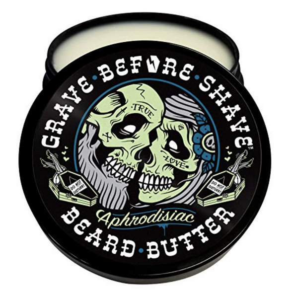 Grave Before Shave Beard Butter Aphrodisiac