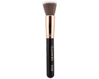 Suavecita Flat Top Face Brush - S102