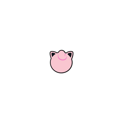 Pin Plugged Smash Stock - Jiggly Puff