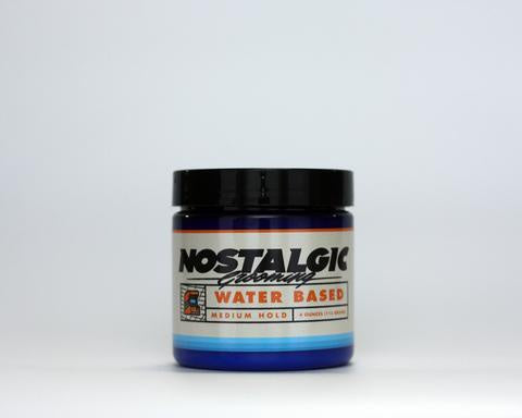 Nostalgic Fruit Scoops Water Based Pomade