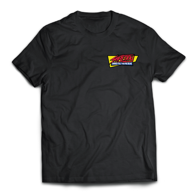 Shreddy Fast Times Shirt - Black