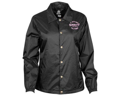 Suavecita Speedster Windbreaker - Black