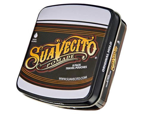 Suavecito Travel Tin - Original Hold