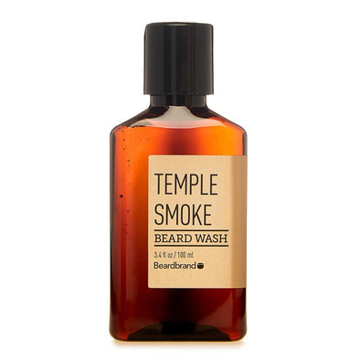 Beardbrand Temple Smoke Beard Wash