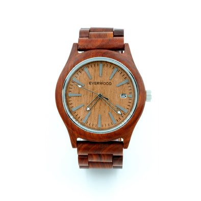 Everwood Kylemore - Sandalwood Watch