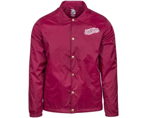 Suavecito OG Windbreaker - Burgundy
