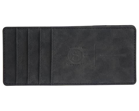 Suavecito Large Embossed Magic Wallet