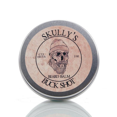 Skully's Buck Shot Beard Balm
