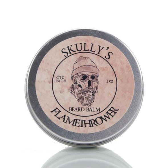 Skully's Flamethrower Beard Balm