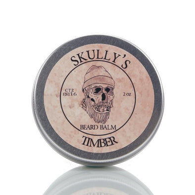 Skully's Timber Beard Balm