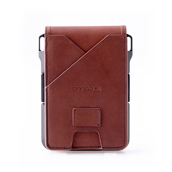 Dango M1 Maverick Bifold Wallet - 4 Pocket Leather