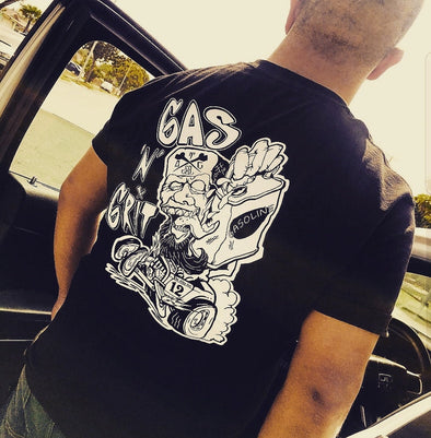 The Alley Cat Gas N Grit