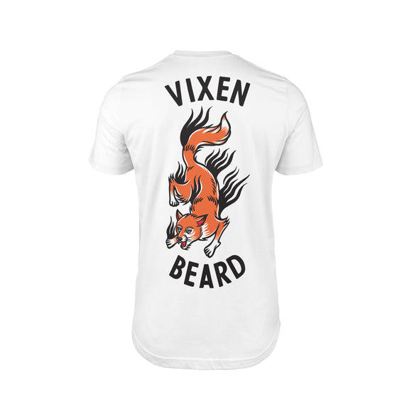 Vixen & Beard Stalking Fox T-Shirt