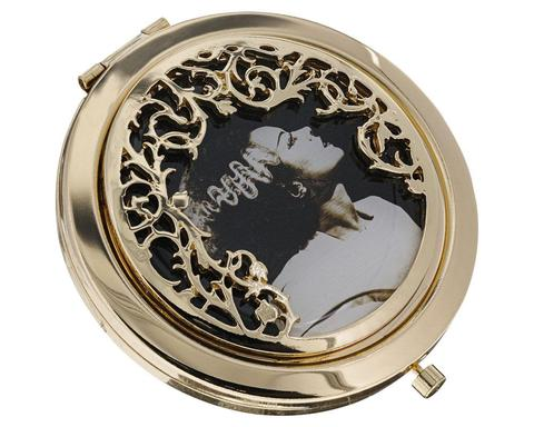Suavecita Bride of Frankenstein Compact Mirror