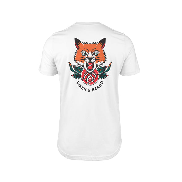 Vixen & Beard Traditional Fox T-Shirt