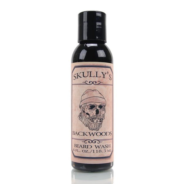 Skully's Backwoods Beard Wash