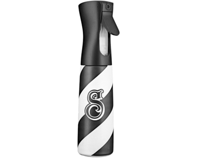 Suavecito Black Pole Fine Mist Spray Bottle