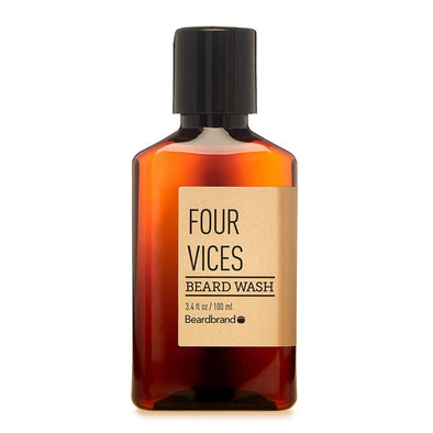 Beardbrand Four Vices Beard Wash
