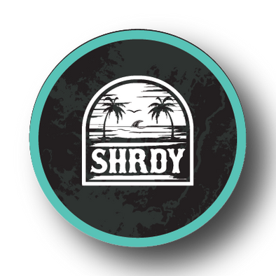 Shreddy Pop Socket - Sea Side