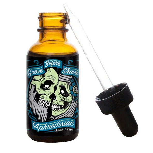 Grave Before Shave Aphrodisiac Beard Oil