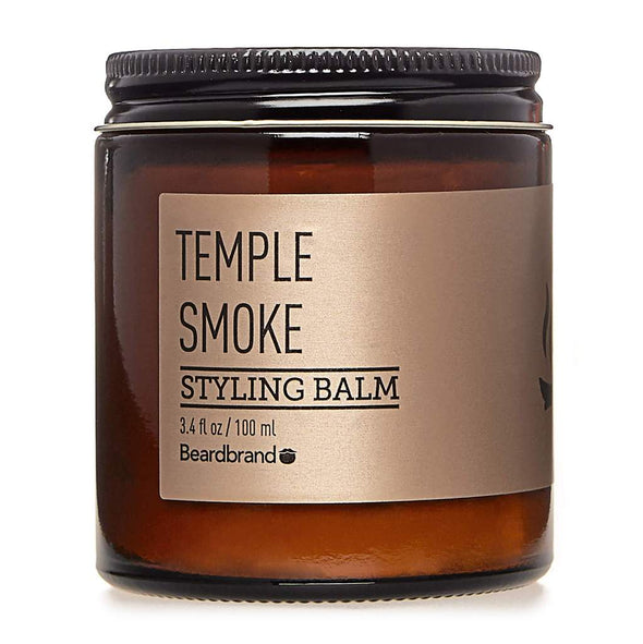 Beardbrand Temple Smoke Styling Balm