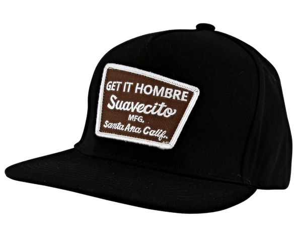 Suavecito Monument Hat