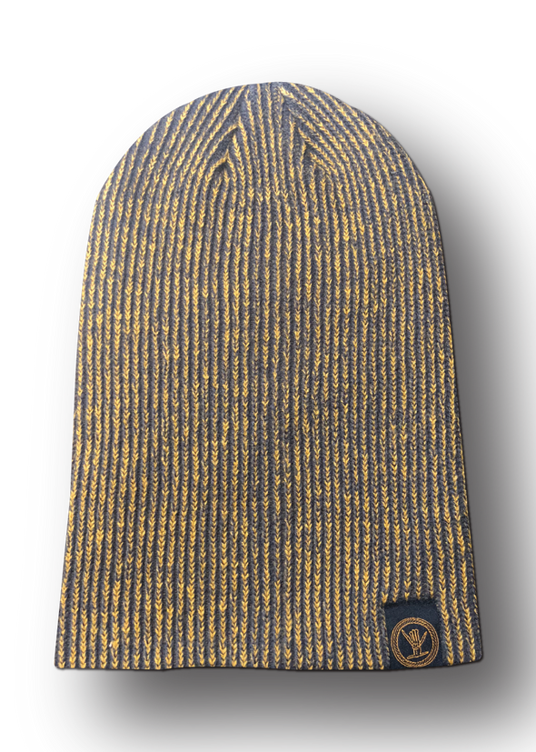 Shreddy Golden Beanie