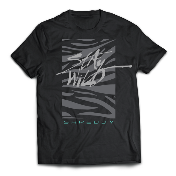Shreddy Stay Wild Shirt