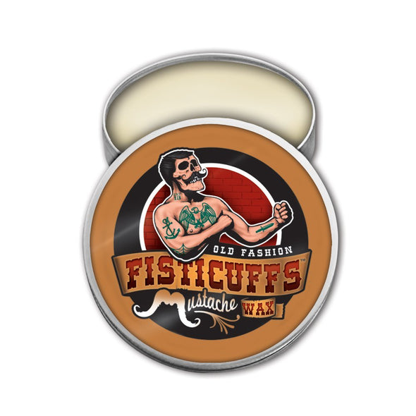 Fisticuffs Strong Hold Wax 1oz