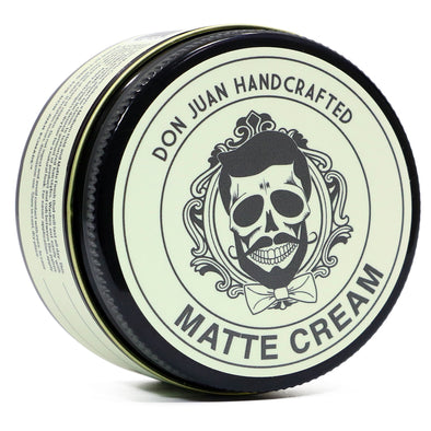 Don Juan Handcrafted Matte Cream
