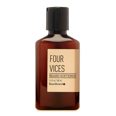 Beardbrand Four Vices Beard Softener