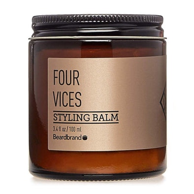 Beardbrand Four Vices Styling Balm