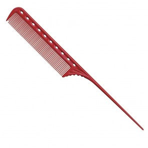 YS Park YS - 101 Winding Tail Comb - Red
