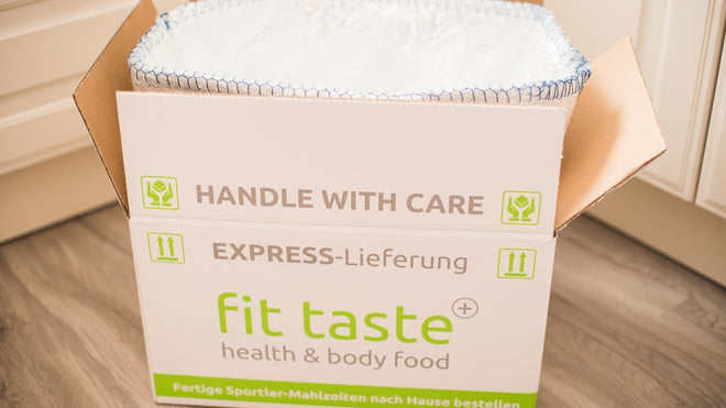 Das FITTASTE Recycling System