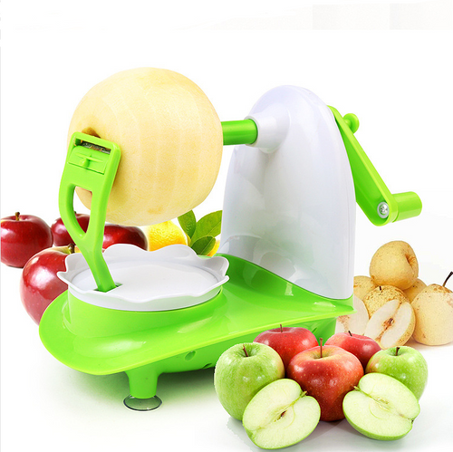 Handy fruit peeler