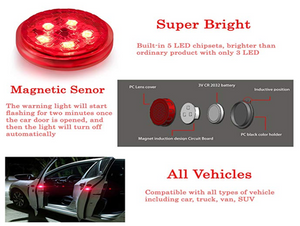 Car Door LED Warning Light(Hot selling)