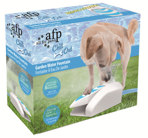 APF Dog Garden Water Fountain-Safe without cuts - SOGO-LIFE