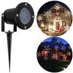 Outdoor projection lamp in 12 playback modes