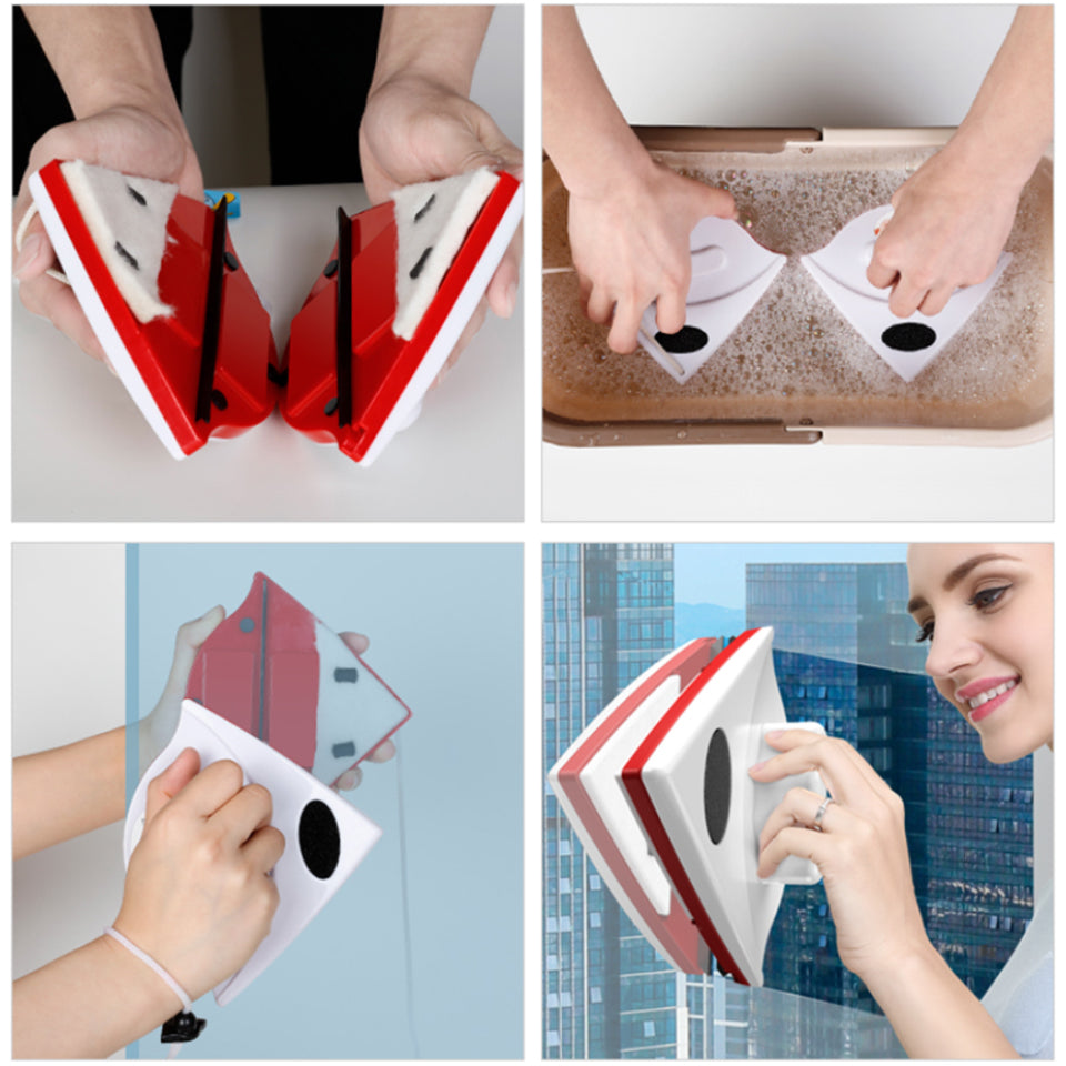 Double-sided Window Cleaner-FreeShipping Only Today-LAST 3 DAYS!!!!!!