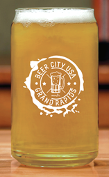 Beer City Beer Glass