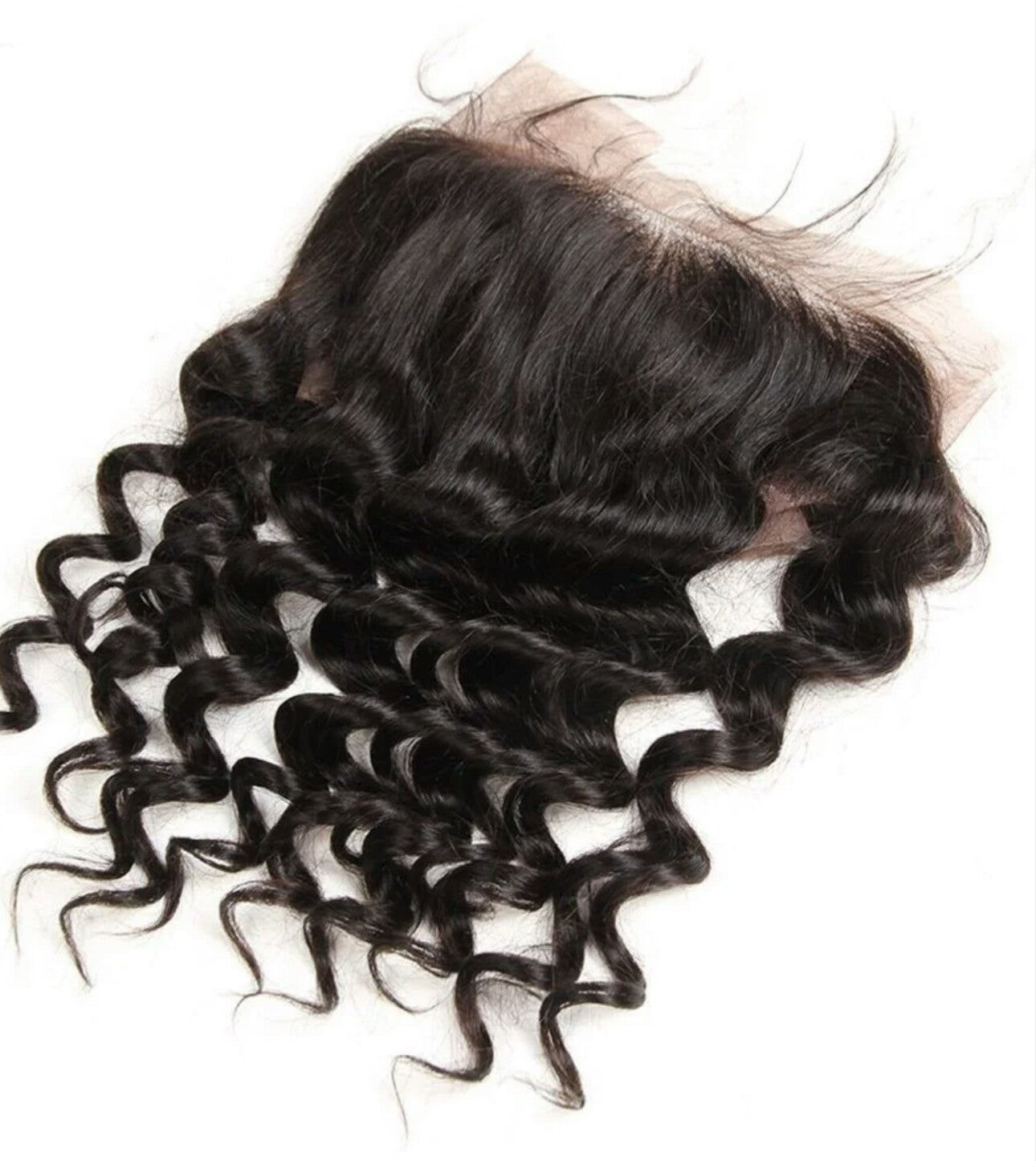 Brazilian Loose Wave Frontal