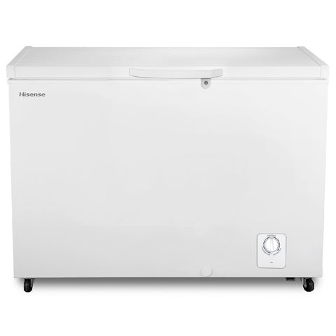 Hisense H400CF White Chest Freezer