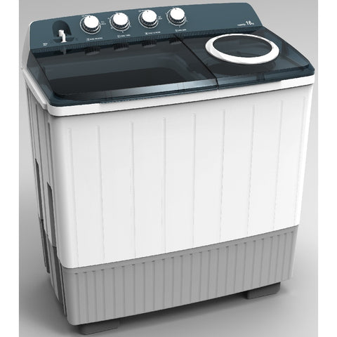 Hisense WSDE163 16 KG Twin Tub Washing Machine