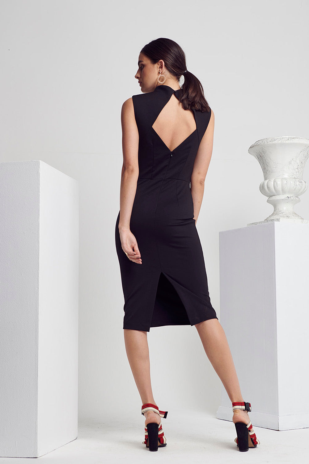 CALIBRE MIDI DRESS
