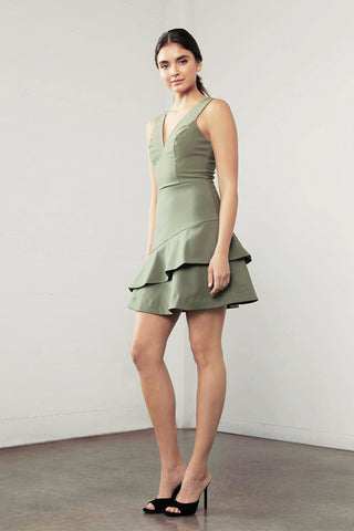 ENCHANT FLARE DRESS
