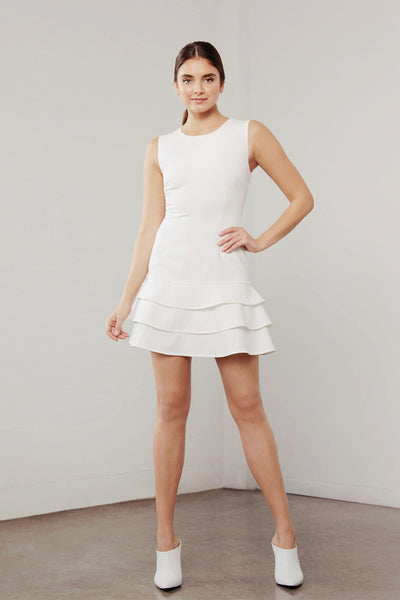 UTOPIA FRILL DRESS